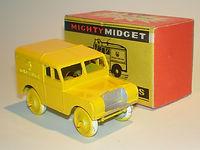 Benbros Mighty Midget No.34 AA Road Service Land Rover