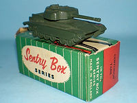 Kemlows Sentry Box Centurion Tank