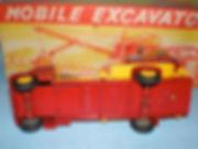 Benbros Qualitoys Mobile Excavator