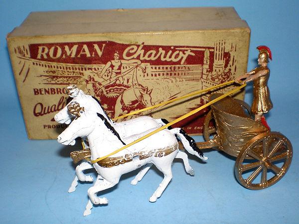 Benbros Qualitoy Roman Chariot