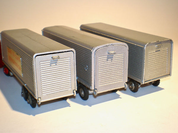 Budgie No.202 Refrigeration Truck Trailers