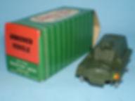 Kemlows Sentry Box Armoured Vehicle