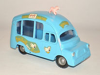 Budgie No.290 Tonibell Ice Cream Van