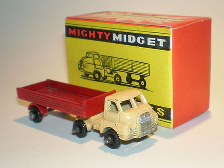 Benbros Mighty Midget No.47 Articulated Wagon