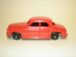Budgie Miniatures No.60 Squad Car - red