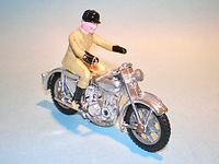Budgie No.456/DR Despatch Rider