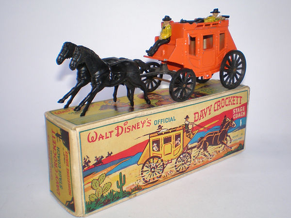Morestone Essem Davy Crockett Stage Coach