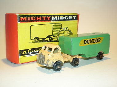 Benbros Mighty Midget No.43.Articulated Van