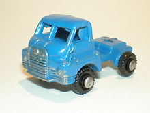 Benbros Nos.43-48 Bedford Cab - mid-blue