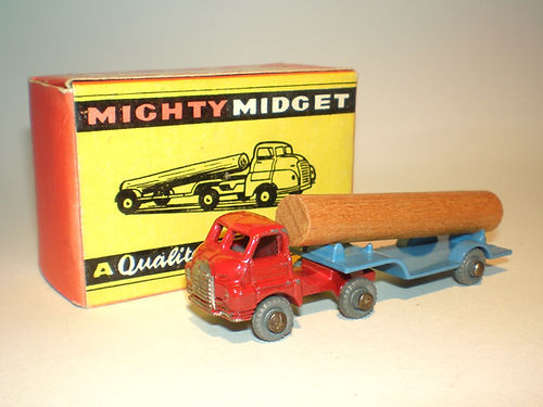 Benbros Mighty Midget No.45 Timber Lorry