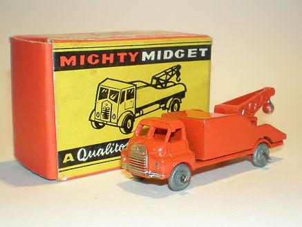 Benbros Mighty Midget No.33 Bedford Breakdown Lorry