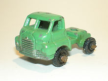 Benbros Nos.43-48 Bedford Cab - green
