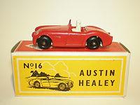 Budgie Miniatures No.16 Austin-Healey