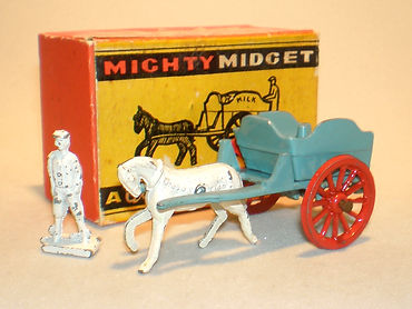 Benbros Mighty Midget No.6 Milk Cart
