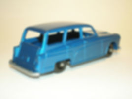 Budgie Miniatures No.61 Q Car