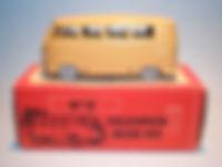 Morestone Petrol Pump Series No.12 Volkswagen Micro Bus