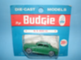 Budgie Miniatures No.19 Rover 105 - gpw, blue blister-pack