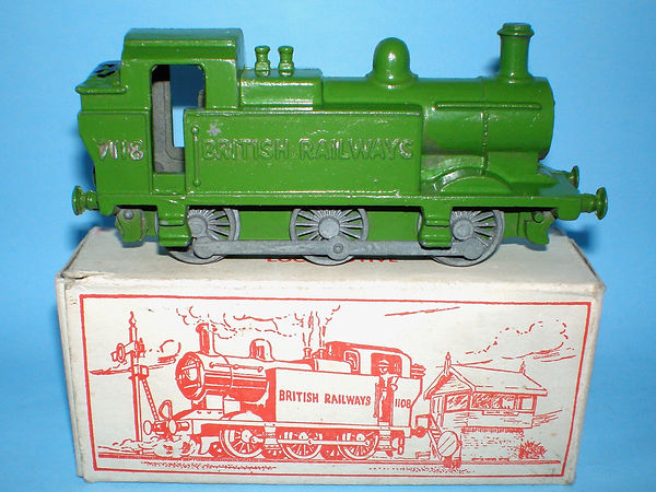 Morestone Railway Locomotive Engine