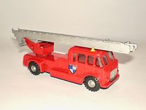 Budgie No.254 Merryweather Fire Engine