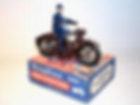Morestone Police Patrol Motorcycle