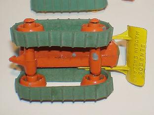 Benbros No.10 Bulldozer blade