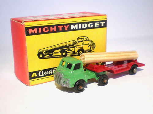 Benbros Mighty Midget No.45 Articulated Timber Lorry