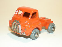 Benbros Nos.43-48 Bedford Cab - orange