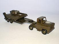 Budgie No.222 Tank Transporter