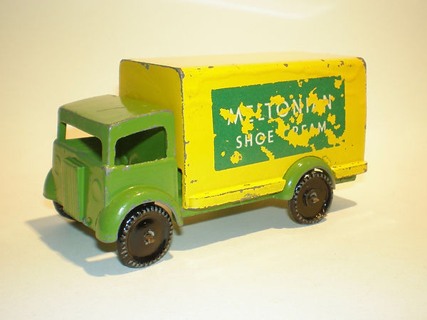 Benbros Qualitoy Delivery Van 'Meltonian Shoe Cream'