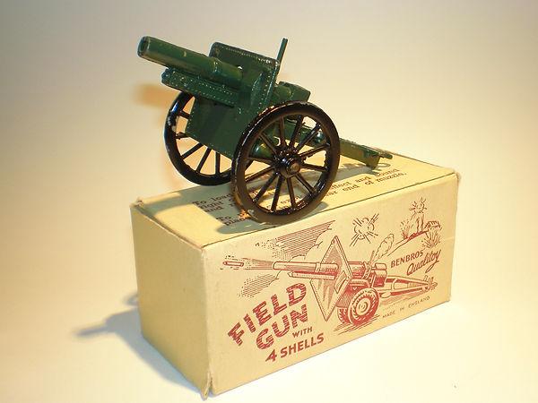 Benbros Qualitoys Field Gun