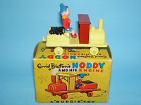 Budgie Toys Noddy & His Engine