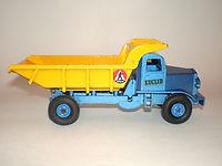 Benbros Qualitoys Euclid Dump Truck