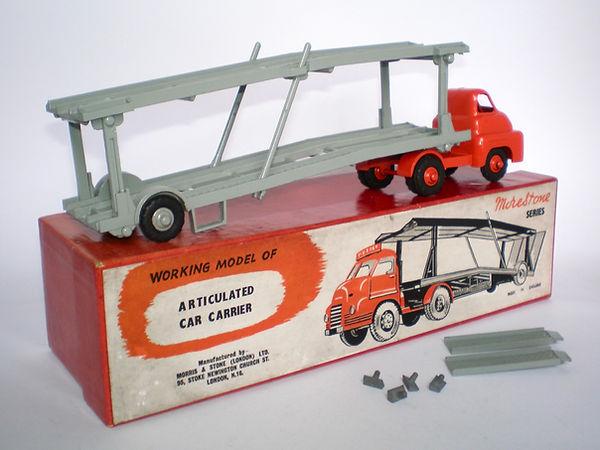 Morestone Articulated Car Carrier