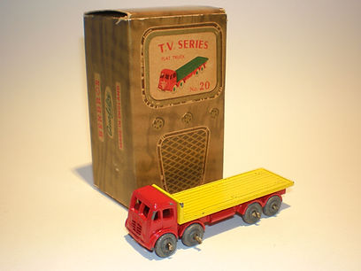 Benbros TV Series No.20 Flat Truck