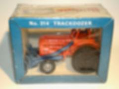 Budgie No.314 Trackdozer