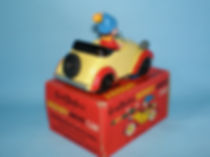 Morestone Budgie Noddy and His Car (large)