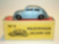 Budgie Miniatures No.8 Volkswagen