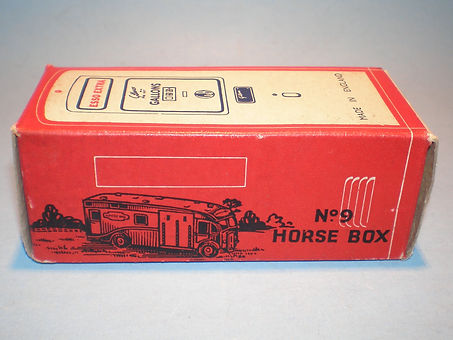 Morestone Esso Petrol Pump Series No.9 box