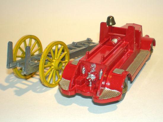 Morestone Fire Engine with Ladder