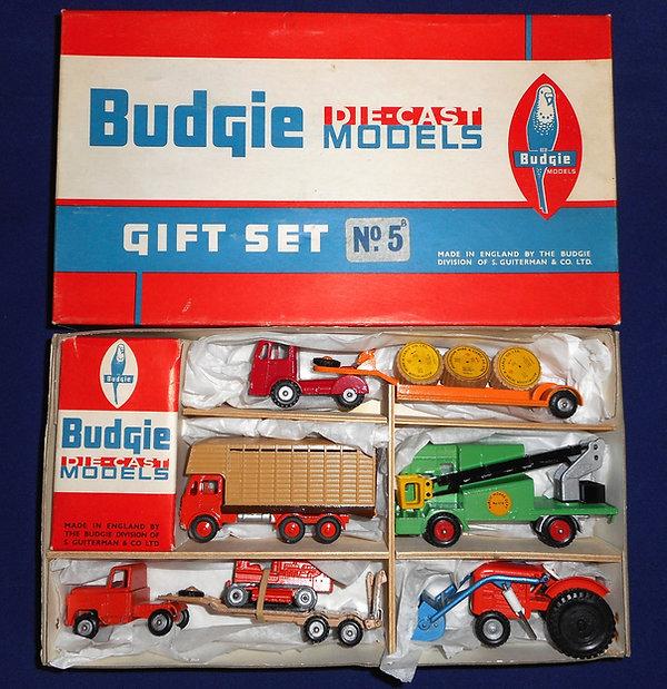 Budgie Gift Set No.5 (Series 2)