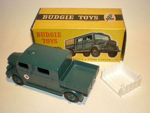 Budgie No.208 Personnel & Equipment Carrier (RAF)
