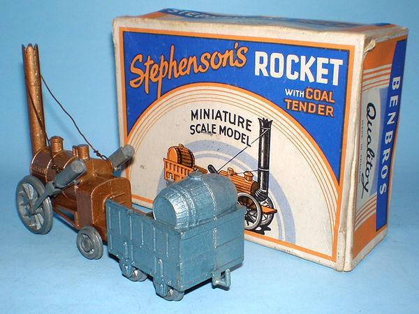 Benbros Stephenson's Rocket
