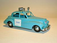 Budgie No.246 Police Patrol Car Series 2