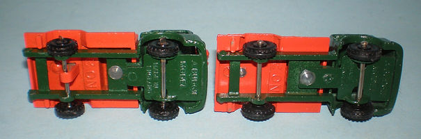 Budgie Miniatures No.22a Mobile Crane