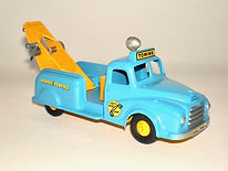 Budgie No.244 Breakdown Truck