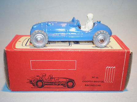 Morestone Esso Petrol Pump Series No.6 Cooper-Bristol Racing Car