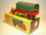 Budgie No.240 British Railways Delivery Van - Canvas Hood