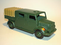 Budgie No.212 British Army Personnel Carrier