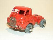 Benbros Nos.43-48 Bedford Cab - red, umw