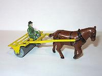 Benbros Qualitoys Horse-drawn Roller